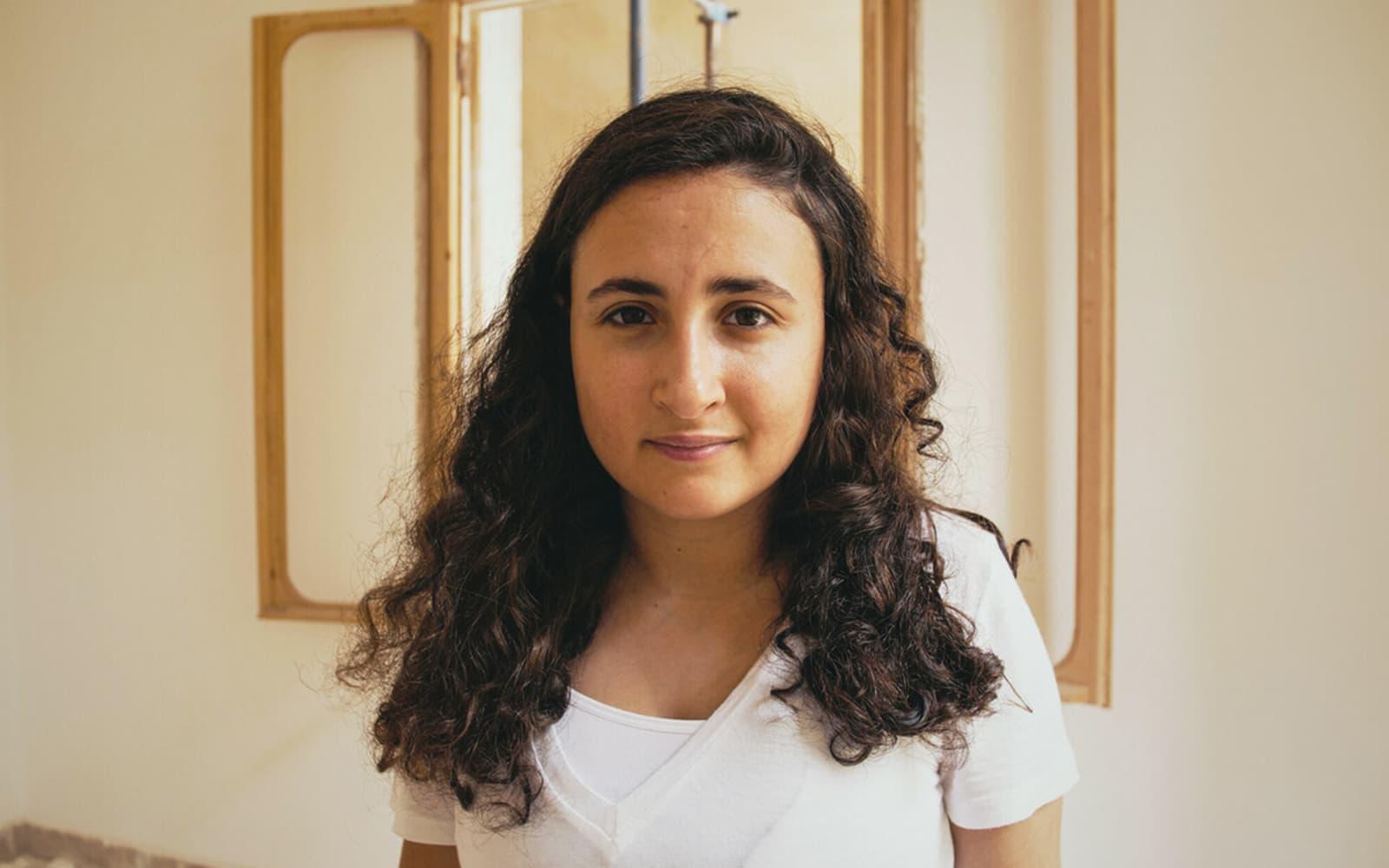 Une jeune Libanaise ayant survécu à l'explosion du 6 août