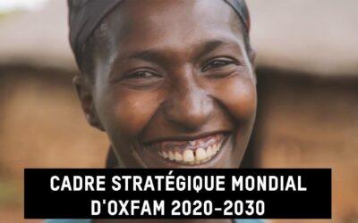 Transformer Oxfam et la lutte contre les inégalités pour la prochaine décennie