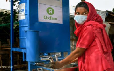 Des inégalités criantes ont laissé la majorité des pays mal préparés à la pandémie de COVID-19