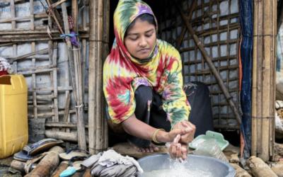 Un tiers de la population mondiale sans aide face à la pandémie