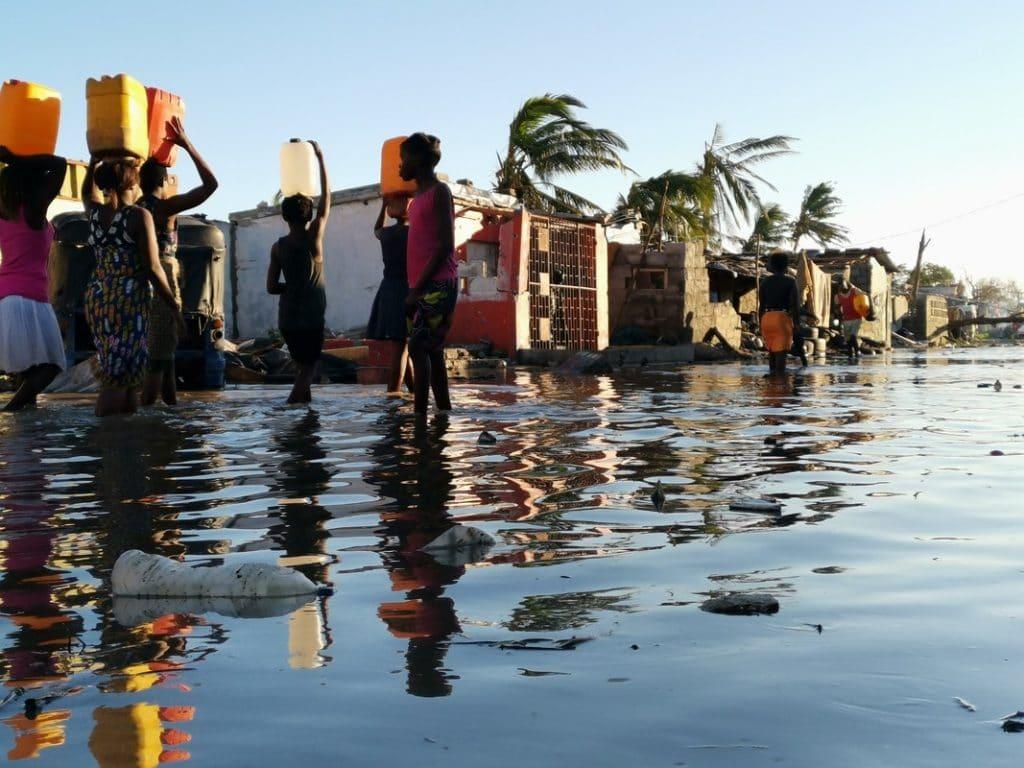 Les survivantes et survivants du cyclone Idaï affrontent maintenant le choléra