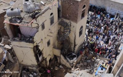 Conflit au Yémen : les exportations d'armes du G20 valent trois fois l'aide humanitaire versée