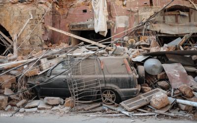 Oxfam prépare son intervention en réponse à l'explosion de Beyrouth