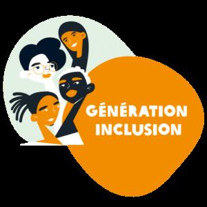 logo Génération Inclusion