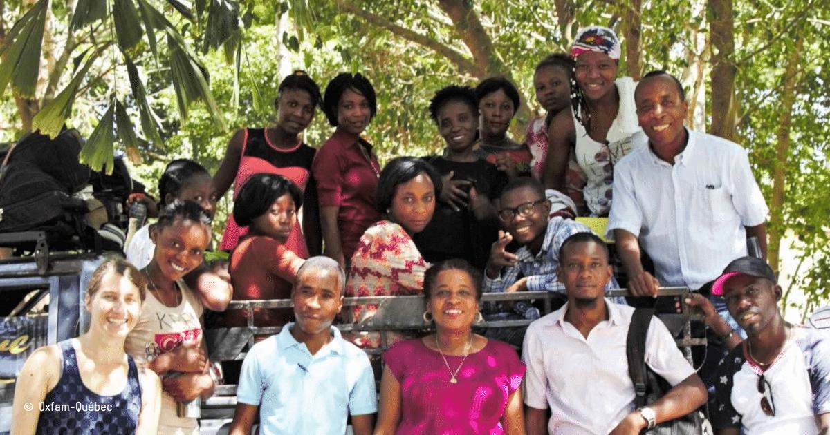 cooperante volontaire haiti
