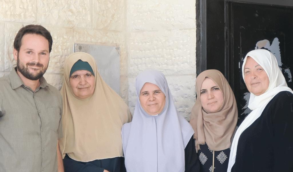 PALESTINE: Mon premier réveil en territoire occupé