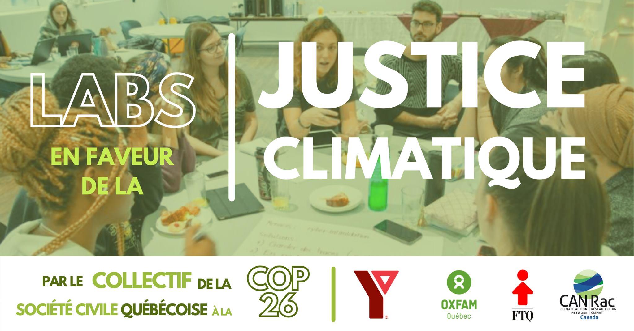 Lab sur la justice climatique