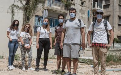 Explosion à Beyrouth : un mois plus tard, la catastrophe humanitaire s'aggrave