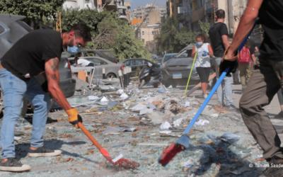 Les Canadiennes et les Canadiens se mobilisent pour venir en aide au peuple libanais
