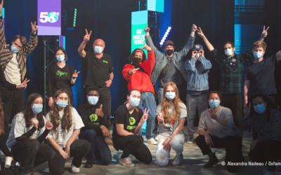 La 50e marche monde d'Oxfam-Québec : une fête réussie entre Histoire et innovation