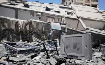 Près d'un demi-million de personnes inaccessibles à Gaza