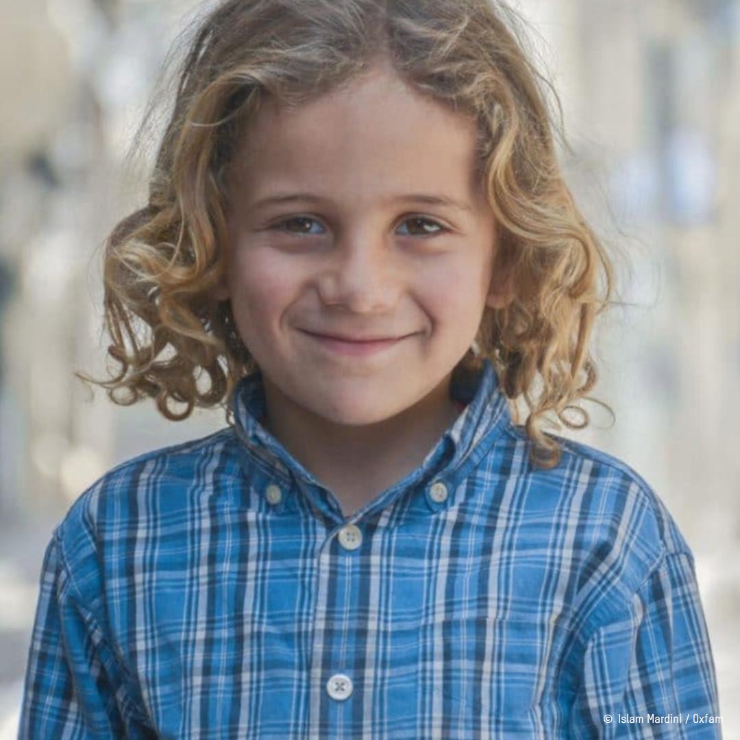 garçon syrien