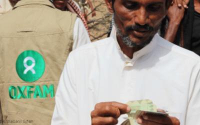 Yémen : les besoins montent en flèche et les transferts de fonds diminuent comme peau de chagrin