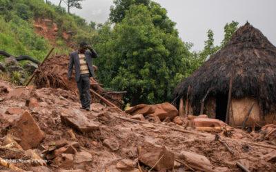 Les nations riches en retard sur le financement climatique